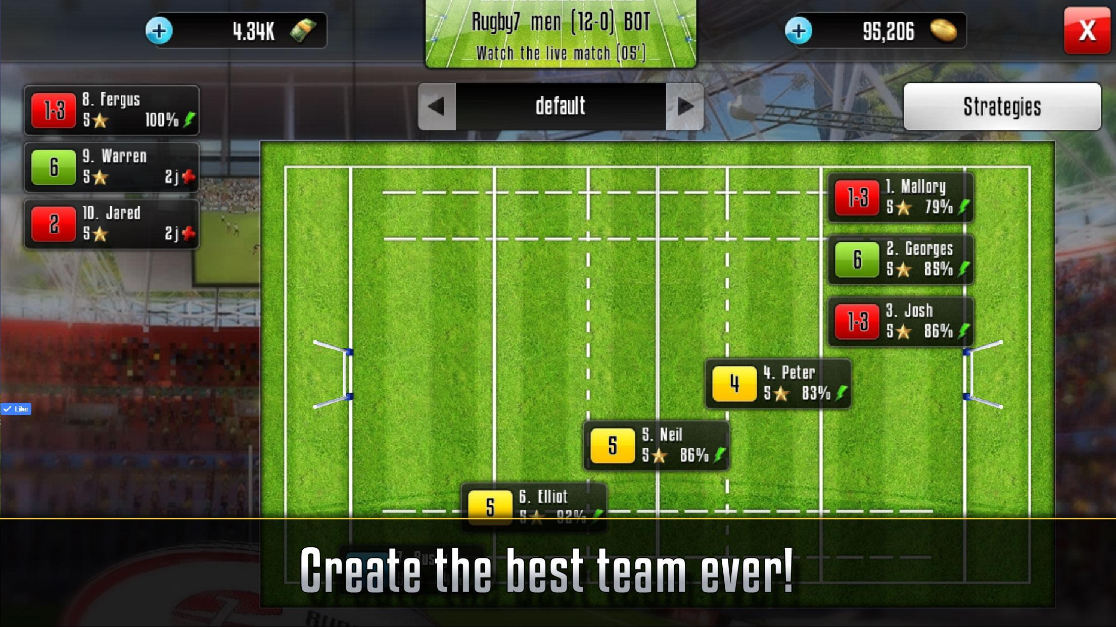 rugby sevens manager 3