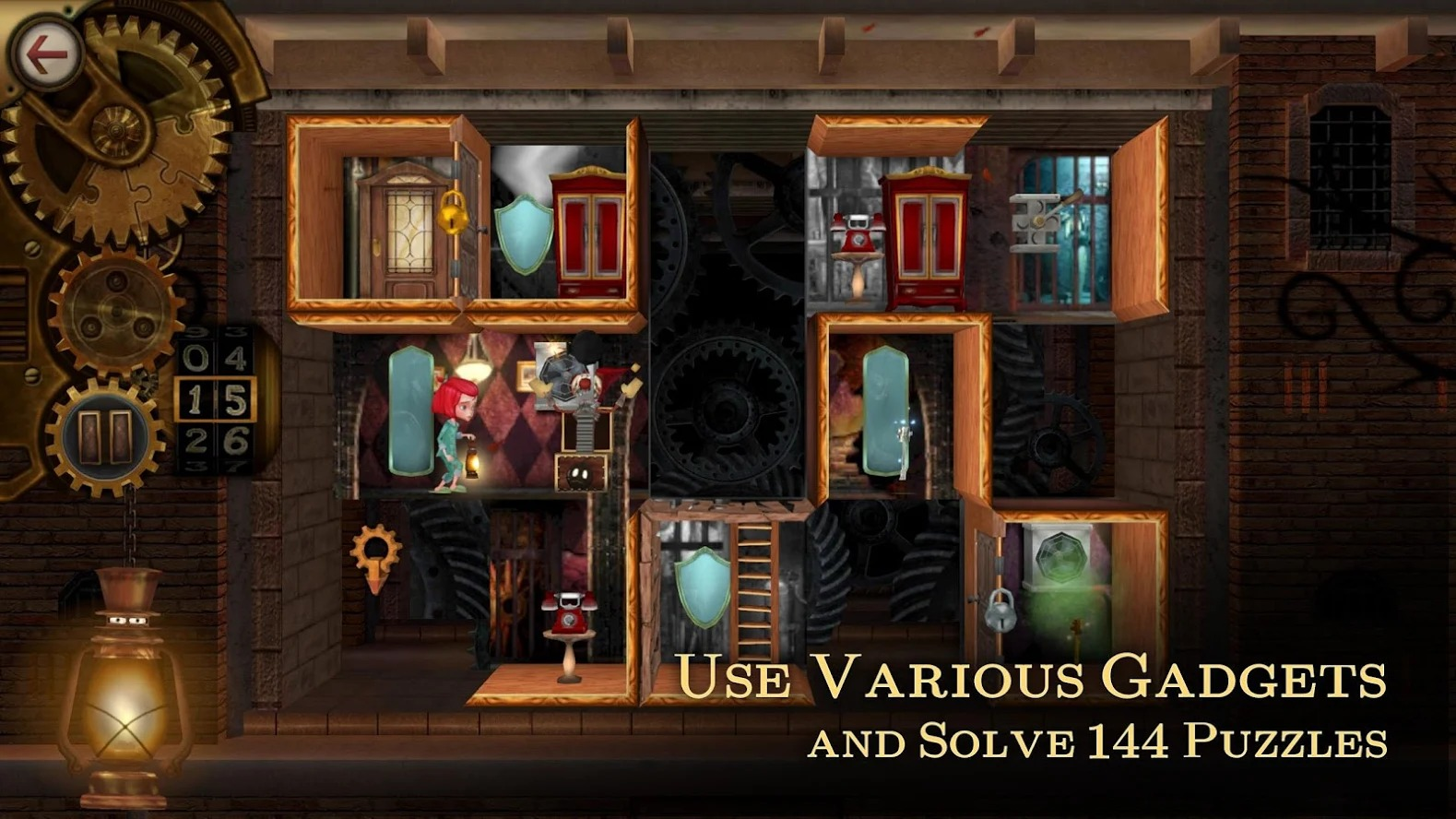 ROOMS The Toymaker's Mansion 3