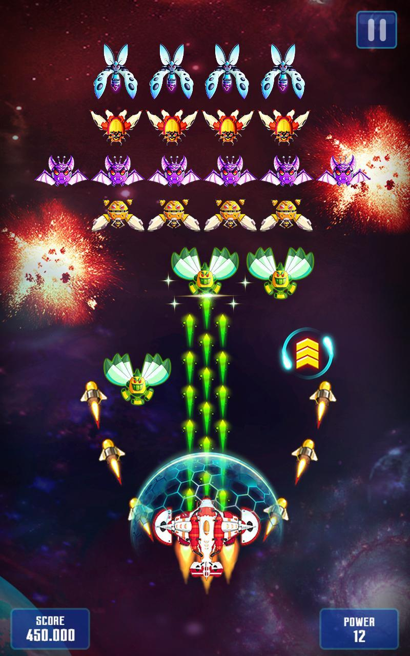 space shooter galaxy attack 1