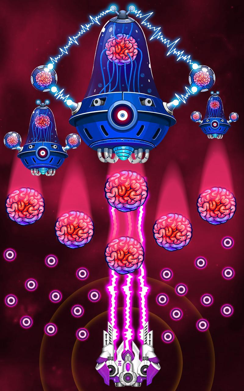 space shooter galaxy attack 2