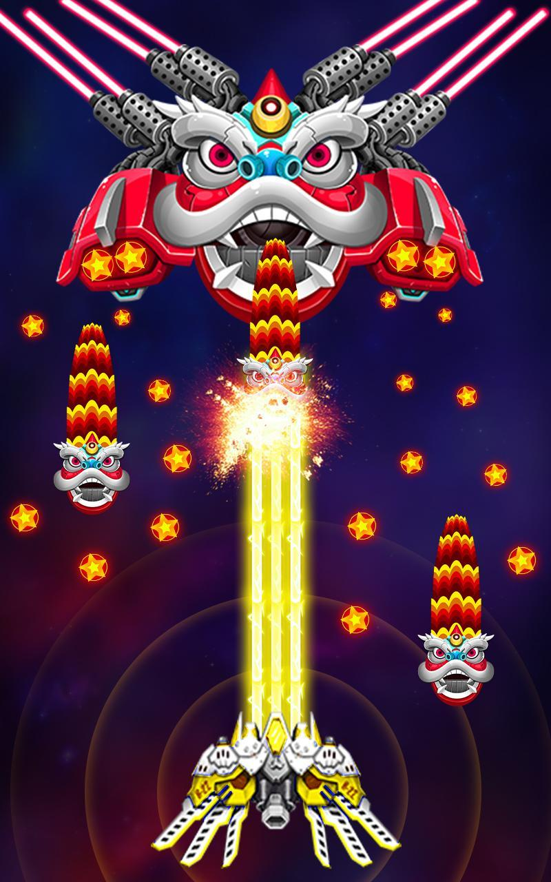 space shooter galaxy attack 3