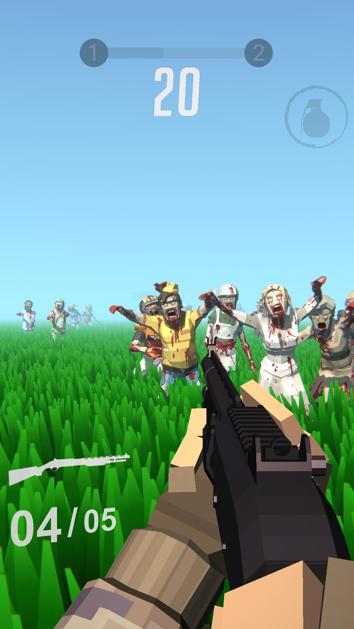 Download Zombie Royale APK Mod for Android/iOS
