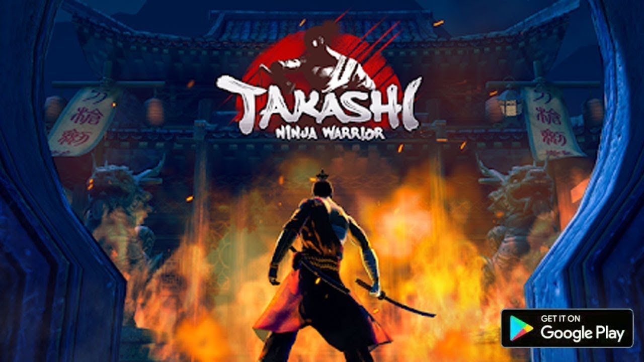 Takashi Ninja Warrior
