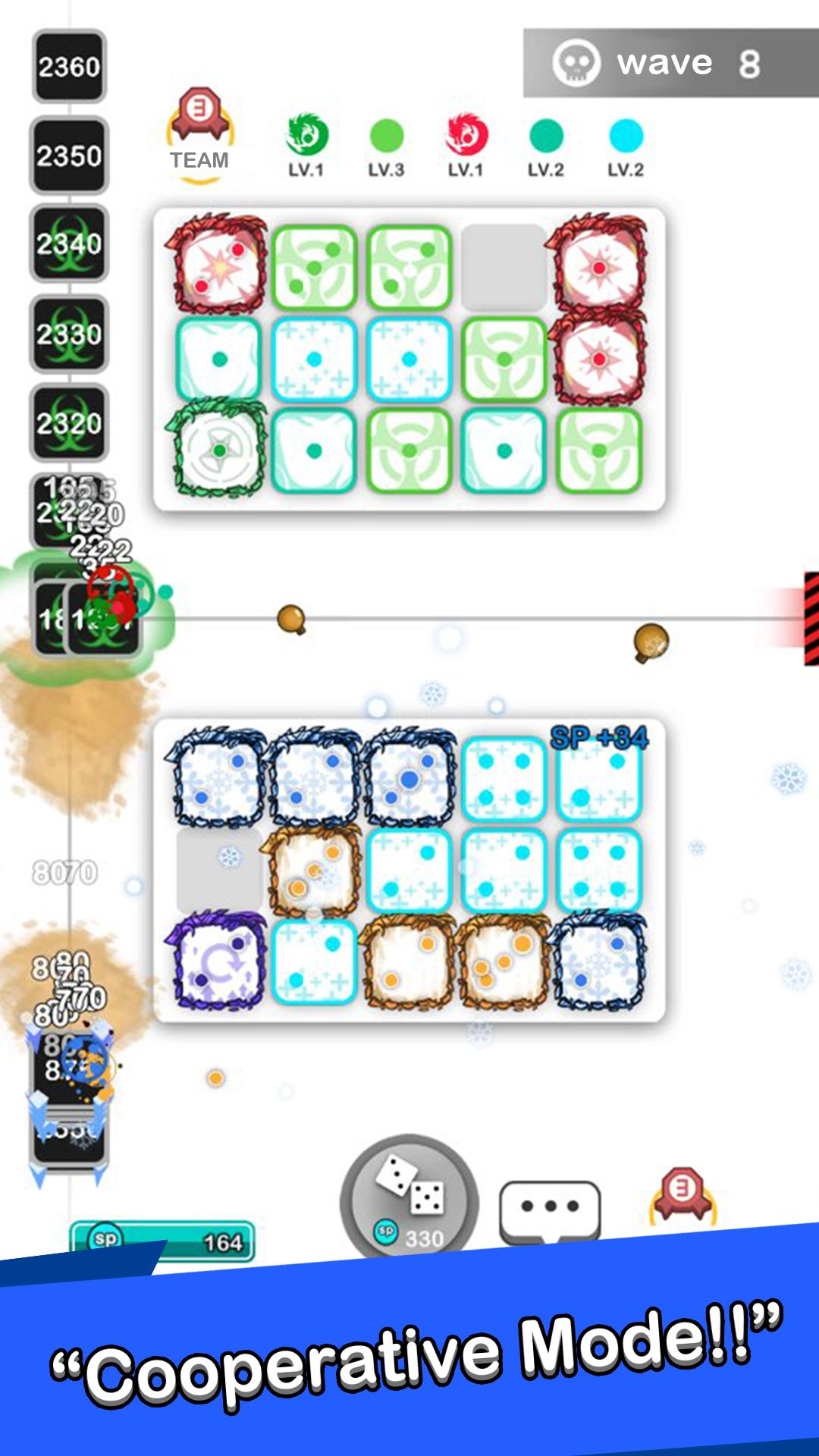 royal dice random defense 3