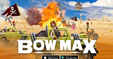 BOWMAX Realtime Multiplayer 347x195
