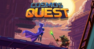Cosmos Quest 375x182