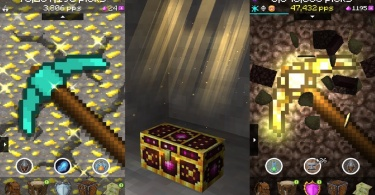 PickCrafter Idle Craft Game 347x195