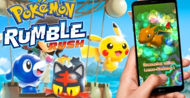 Pokémon Rumble Rush 347x195