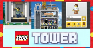 LEGO® Tower 347x195