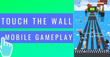 Touch the wall 347x195