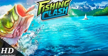 Fishing Clash Fish Game 2019 347x195