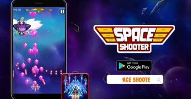 Space Shooter 347x195