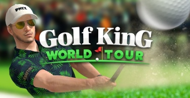 Golf King World Tour 347x195