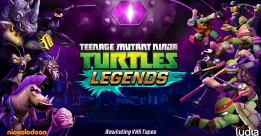 Teenage Mutant Ninja Turtles Legends 347x195