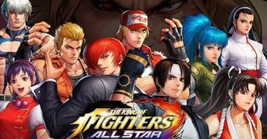 The King of Fighters AllStar 345x195