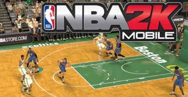 NBA 2K Mobile Basketball 347x195