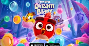 Angry Birds Dream Blast 347x195